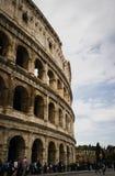 Roman Colliseum in Italy stock image