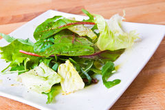 Side salad Stock Images