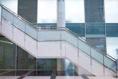 Side of stair. Stock Photos