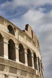 Side of Stone Coliseum Stock Image