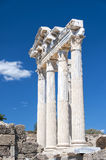 Side Temple of Apollo 07 Royalty Free Stock Photography