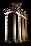 Side - Temple of Apollo Stock Image