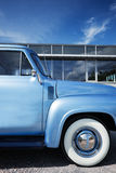 Side View of American Classic Car Stock Images