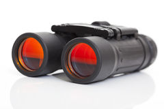Side view of a binoculars Royalty Free Stock Photo