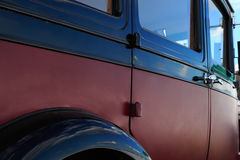 Side view of classic car Stock Image