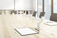 Boardroom concept Royalty Free Stock Photo