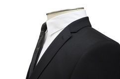 Side view closup suit Stock Photos