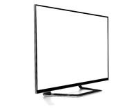 Led Tv. Royalty Free Stock Photo