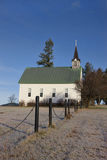 Side view of Freeze Church. Royalty Free Stock Photos