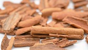 herb RouGui or Cinnamomi Cortex or powdered Cassia Bark powder rotating