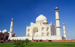 Taji mahal Royalty Free Stock Photo