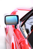 Side view mirror Royalty Free Stock Image