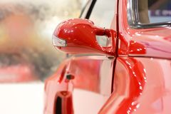 Side View Mirror Royalty Free Stock Images