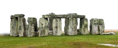 Stonehenge Druid Ruins Royalty Free Stock Image