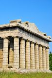 Side view of the Parthenon Royalty Free Stock Photography
