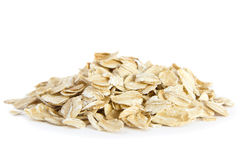 Organic Oat Stock Photography