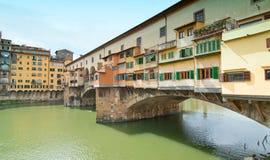 Ponte Vecchio, Florence Royalty Free Stock Photo