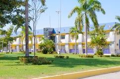 Side view of Porto Velho town hall Royalty Free Stock Photo