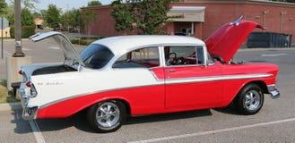 Chevy Classic Car Stock Photos