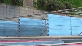 Scaffold installation Building industry