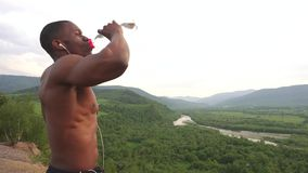 Image result for black men drinking water