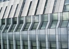 Side view of skyscraper Royalty Free Stock Photography