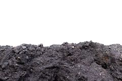 Side view of soil surface stock images