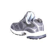 Side view of sport shoe. Royalty Free Stock Image