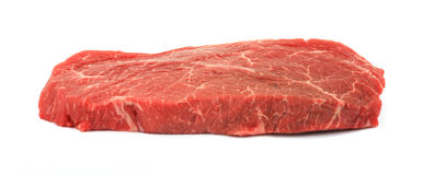Side View Steak Stock Image