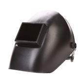 Side view of welding mask. Stock Photography