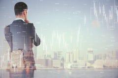 Success and finance concept stock photos