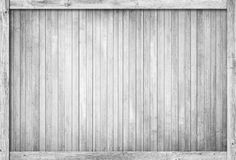 Side of white scratched wooden crate, box, wall or frame. Stock Photo