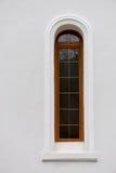 Side window of a church Stock Photos