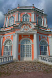 Side wing of Big stone greenhouse in Kuskovo estate in Moscow Stock Photography