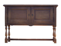 Sideboard_iso Royalty Free Stock Image