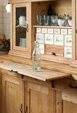 Sideboard in kitchen Stock Image
