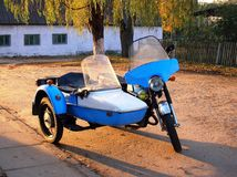 Sidecar Royalty Free Stock Photography