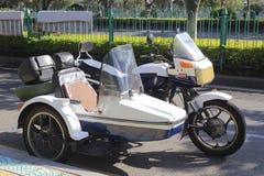 Sidecar Arkivfoto
