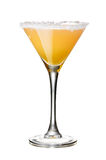 Sidecar alcoholic cocktail Royalty Free Stock Photos