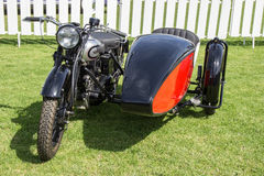 Sidecar norton Royalty Free Stock Photos