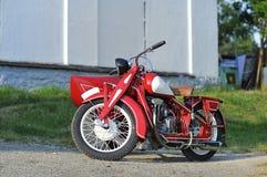 Sidecar Royalty Free Stock Photo