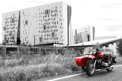 Sidecar w Assagograd Zdjęcia Stock