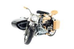 Sidecar  on white Stock Image