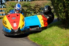 Sidecars Royalty Free Stock Photos