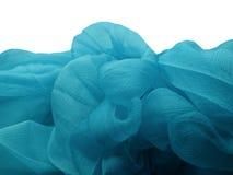 Siden- materiella vågor för abstrakt bakgrund Royaltyfria Bilder