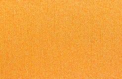 Siden- textur för guld- tyg Royaltyfria Bilder