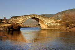Sideng bridge Royalty Free Stock Photography