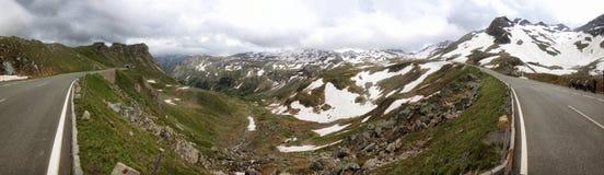 Sides. Grossglockner high alpine road, Grossglockner, Austria Royalty Free Stock Photos