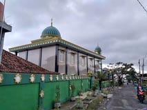 Sidestreet Green Mosque, Cianjur, Indonesia - 2021