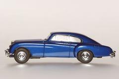 Sideview clásico continental 1955 del coche del juguete de Bentley ?R? Fotografía de archivo libre de regalías